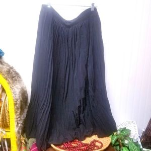 Kathie Lee Collection Pleated Skirt Size 22W/24W